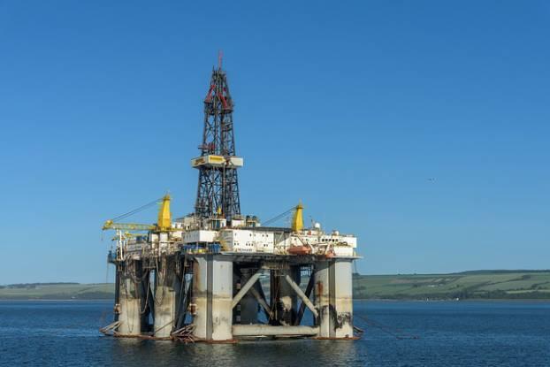Oil Rig transportation